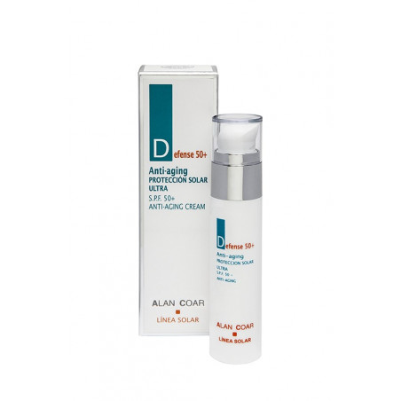 Solar. Defense Antiaging SPF50+ - ALAN COAR