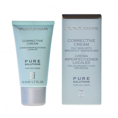 Pure Solutions. Crema imperfecciones locales - BRUNO VASSARI