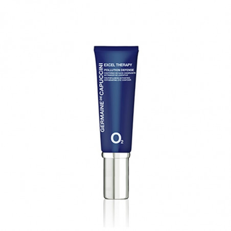 Excel Therapy O2. Pollution Defense Contorno Ojos - GERMAINE DE CAPUCCINI