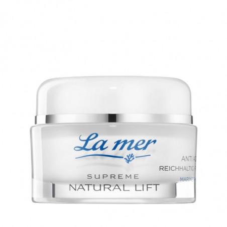 Supreme Natural Lift. Anti-Age Cream Extra-Rica - LA MER