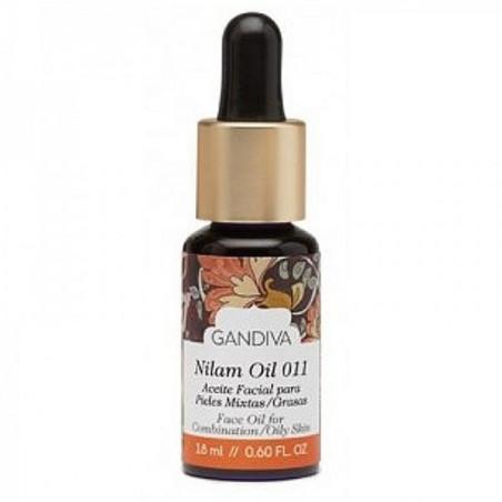 Nilam Oil. 011 Aceite Facial Pieles Mixtas-Grasas - GANDIVA