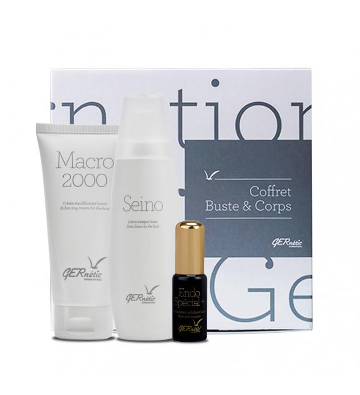 Pack busto Macro 2000 + Seino + Endo Special Plus - GERNETIC