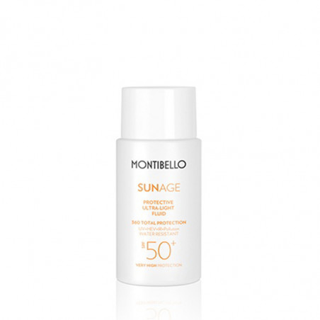 Sun Age. Protective Ultra Light Fluid SPF 50+ - MONTIBELLO