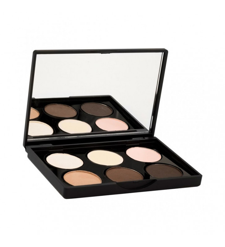 Paleta de sombras Eye Shadow Palette - STAGE LINE