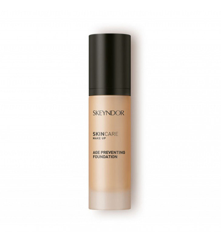 Skincare Make-up. Age Preventing Foundation - SKEYNDOR