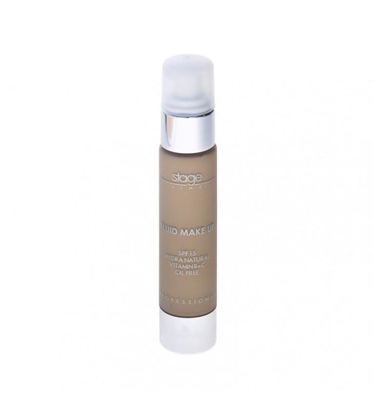 Maquillaje Fluid Make-Up 30ml - STAGE LINE