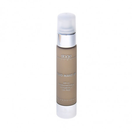 Maquillaje Fluid Make-Up 30ml - STAGE LINE