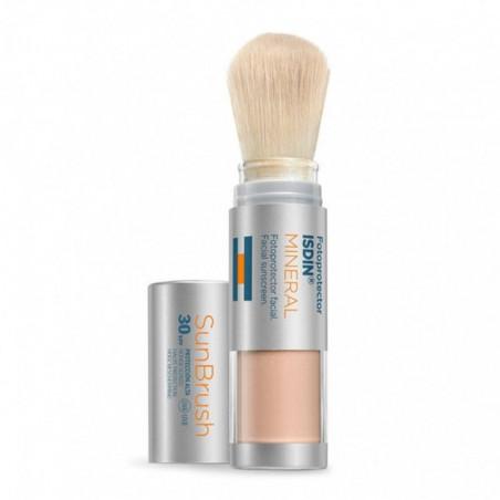 Fotoprotector. SunBrush Mineral SPF30+ - ISDIN