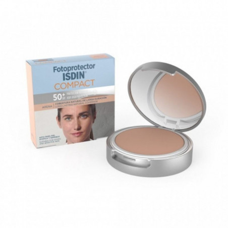 Fotoprotector. Compact Arena SPF50+ - ISDIN